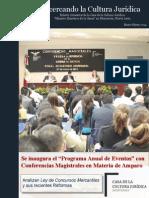Boletín CCJ-MTY Ene-Mar 2014