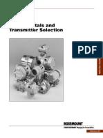 Transmetteur de Pression Generalites-EnG