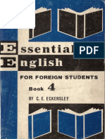 Essential English Book 4