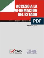 Beatriz Boza - Acceso a La Informacion
