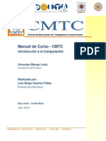 Introduccion Computacion a La Computacion CMTC CR