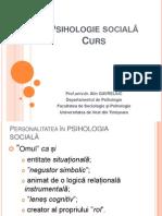Psihologie Sociala Gavreliuc 1 Identitatea Psihologiei Sociale2