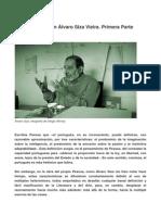 Conversación Con Álvaro Siza Vieira
