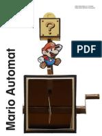 Mario Coin Paper Automata