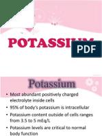 Pharma Report(Sodium & Potassium) Ppt.org
