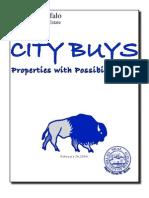 February 20, 2009 City Catalog