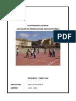 Propuesta Curricular Planificación de Evaluación Diagnostica Plan de Diagnostico Plan Curricular