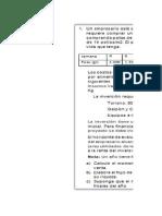 2da Unidad - Practica de Formulacion y Evaluacion de Proyectos Agroindustriales