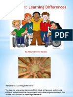 project1 learning differences docx