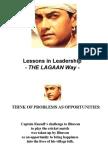 Lagaan Leadeership Way