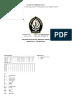 Analisis Spss Denah Toko Buku