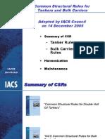CSR IACS Council External Presentationrev1