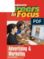 Advertising and Marketing - Careers in Focus