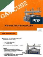 GasCube Presentation