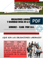 OBLIGACIONES LABORALES PPT