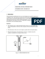 Pressure Meter and Dila to Meter