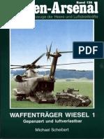 Waffen Arsenal - Band 136 - Waffenträger Wiesel 1