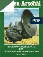Waffen Arsenal - Band 132 - Bodenfunkmessgeräte der deutschen Luftwaffe