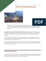 Plantas Desaladoras en Las Canarias