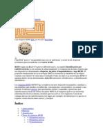 RFID (Nuevo Orden Mundial) Tecnologia, Codigo de La Bestia
