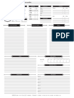Fillable Character Sheet Form-1