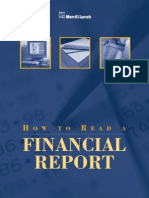 How to Read a Financial Report - Merrill Lynch (1)