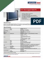 Datasheet Adlog PWS-770 v502 e
