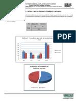 ANEXO 1 - Resultados do Questionário 2014 a Alunos