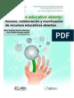 Movimiento Educativo Abierto (Acceso, Colaboración y Movilización de REA)