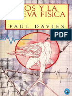 Davies Paul Dios y La Nueva Fisica