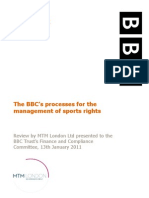 Sports Rights