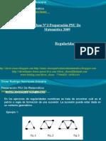 04 - Clase N°4 Preparación PSU De Matemática 2009  - Regularidades Numéricas