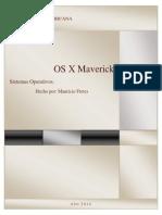 Trabajo OS X Mavericks