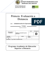 1ra Evaluación a Distancia Ado 2014 i - Pasv_brenis_llaguento_julio