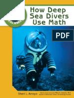 How Deep Sea Divers Use Math