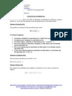 01 - Guía N°1 De Contenido PSU Matemática - Conjuntos Numéricos