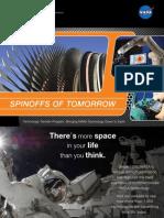 NASA Spinoff Tomorrow