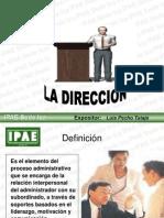 Direccion 1