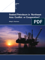 Seabed Petroleum in Northeast Asia