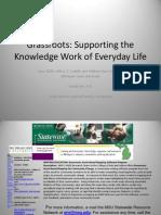 Grassroots Powerpoint