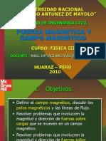 Campo Magnetico y Fuerza Magnetica