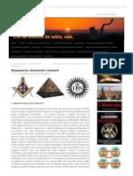 Massoneria Illuminati e Gesuiti