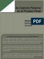 Medidas de Coerción Personal (1)