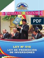 Ley de Promoción de Inversiones