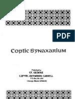 Synaxarium