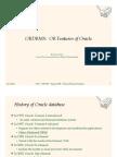 ORDBMS-Oracle