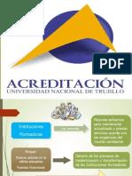 Proceso Acreditación Unt