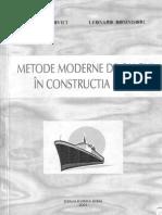 Metode Moderne de Calcul in Constructia Navei