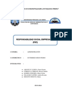 Monografia Responsablidad Social