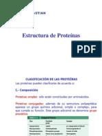 Clase 3 Estructura de Proteinas